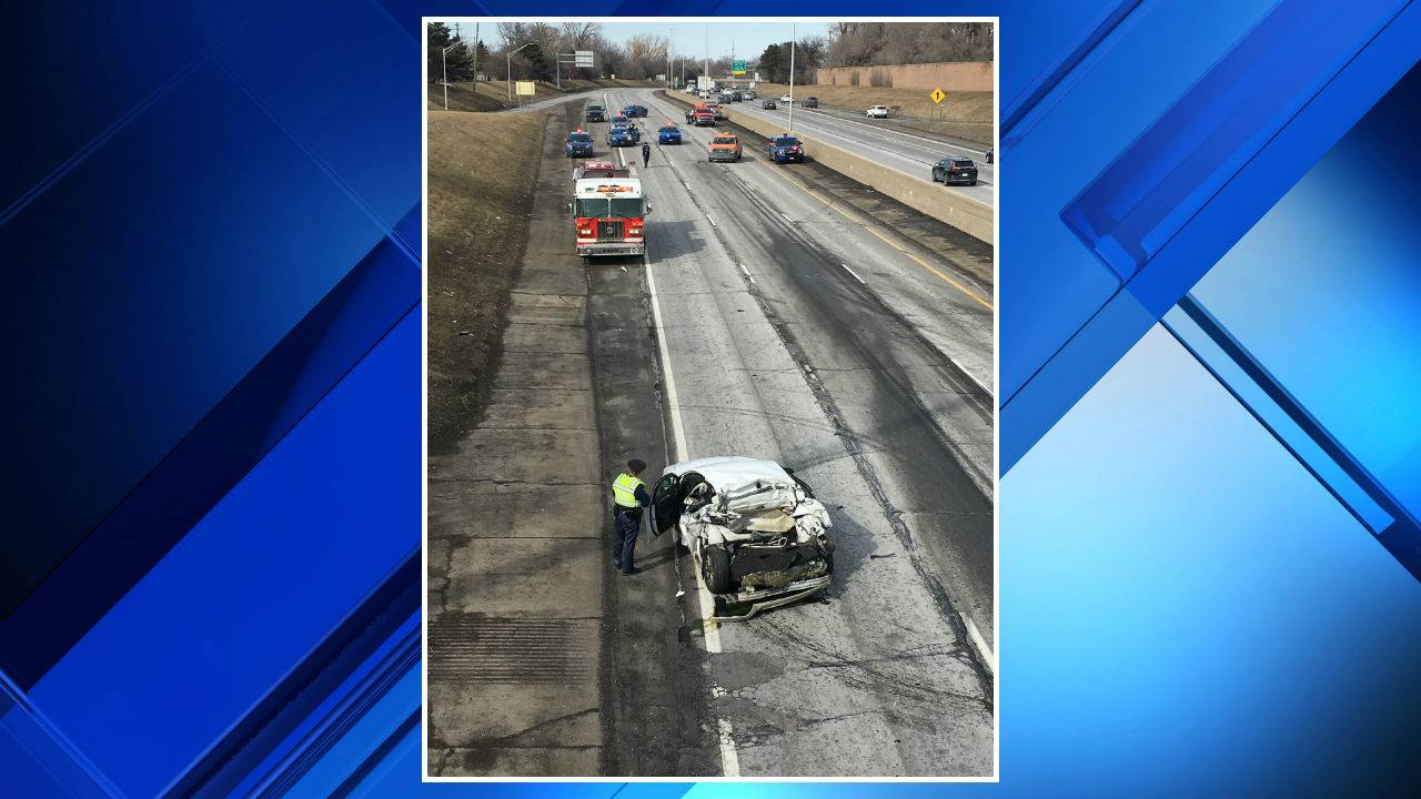 Westbound I-94 reopens after fatal crash involving semi truck,