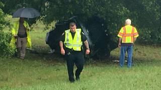 Man, woman killed in crash off I-95 near U.S. 1