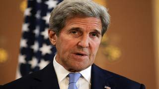 John Kerry: US 'will come back' to Paris climate accord