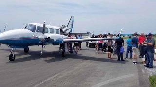 PHOTOS: Florida Tech sends supplies to Bahamas