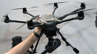 Security expert warns existing radar doesn't detect drones in commercial&hellip&#x3b;