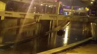 Heavy rainfall hits San Antonio overnight