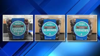 Meijer recalls dark chocolates over undeclared milk allergen