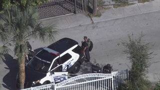 Police clear scene after reports of shots fired in North Miami Beach