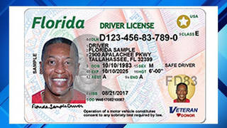 How To Get A Florida Drivers License >> Florida Driver S Licenses To Get Complete Makeover