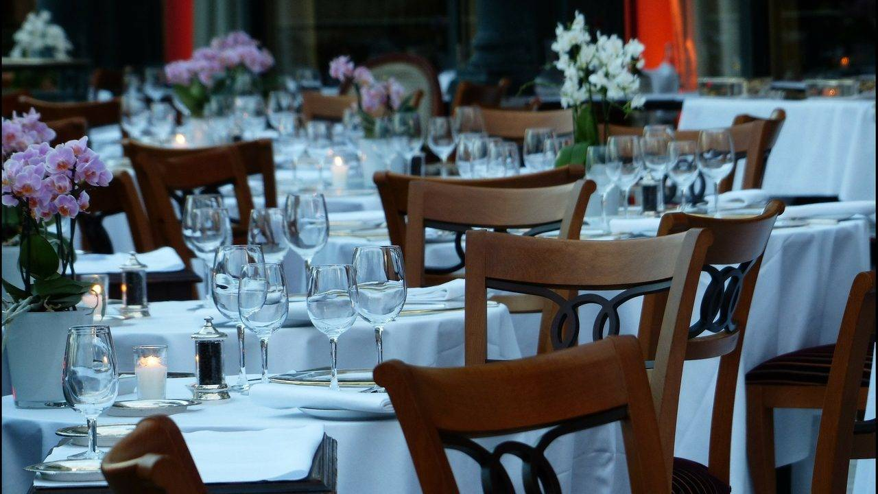 The Worlds Most Romantic Restaurants