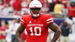 University of Houston DT Ed Oliver wins Outland Trophy