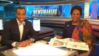 Houston Newsmakers Jan. 28: Congresswoman Jackson Lee on government&hellip&#x3b;
