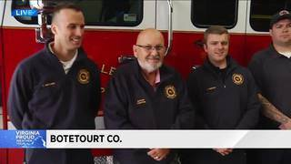 Stop 9: Botetourt County