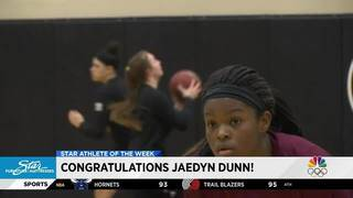 Star Furniture Athlete of the Week: Jaedyn Dunn