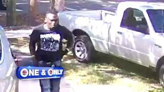 Thief caught on camera stealing North Miami pastor's weed eater