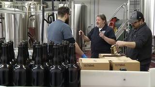 Program teaches keys to crafting good beer and business