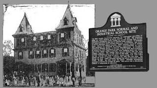 Orange Park school that integrated in 19th century gets historical marker