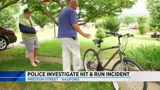 12-year-old Radford boy recovering after being struck by a car