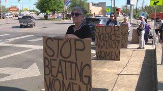 Local group rallies to end domestic violence in light of recent murder