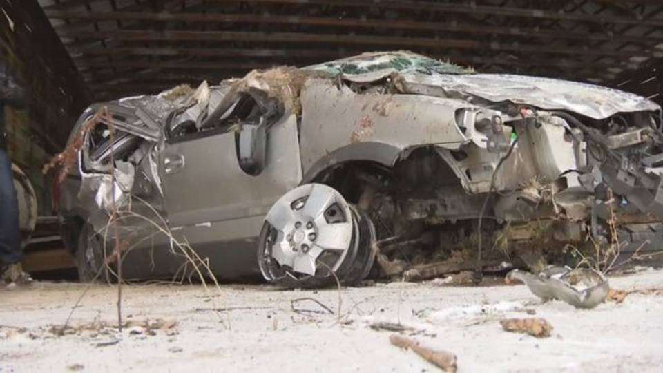 Livingston County deputy hurt road rage driver
