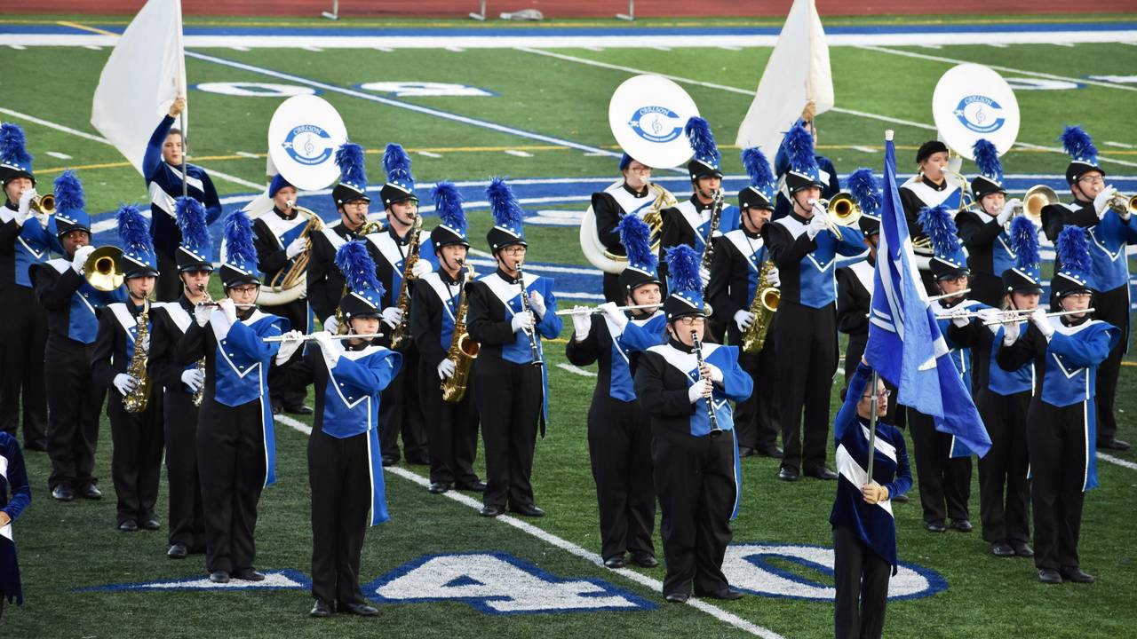 Carson Marching Band