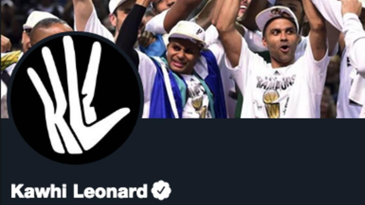 kawhi leonard logo