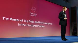 Your guide to Cambridge Analytica