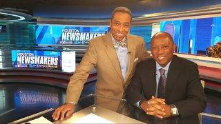 Houston Newsmakers for Aug. 26: Hurricane Harvey: 1 year later, mayor&hellip&#x3b;