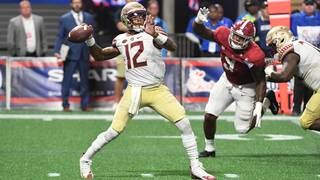 Florida State QB Deondre Francois involved in domestic dispute with&hellip&#x3b;