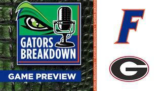 Gators Breakdown: Georgia Game Preview 2019