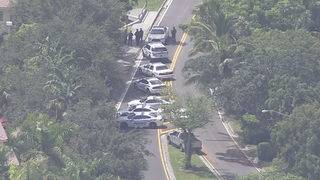 Hoax call leads to SWAT team presence outside Plantation apartment complex