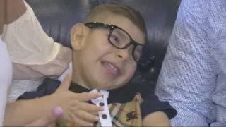 Local family speaks about how medical cannabis has helped their son