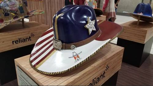 New, 'inspiring' rodeo attraction showcases hats created by children