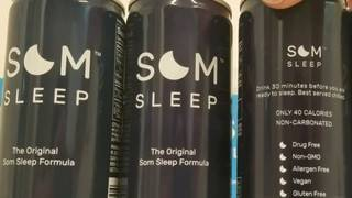 Doctors' warnings about sipping to sleep