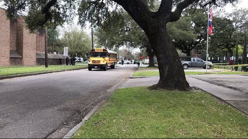 Bicyclist hit, killed by school bus in Heights identified
