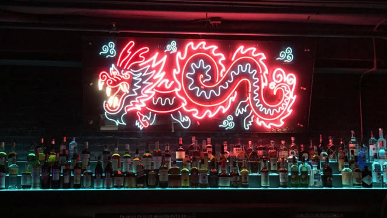 Lo-Fi dragon