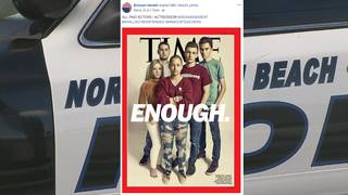South Florida police officer reassigned amid Parkland-focused Facebook posts