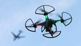 Lawmaker seeks weapons ban on crowd-watching drones