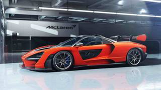 McLaren's 'most extreme' road car costs $1 million