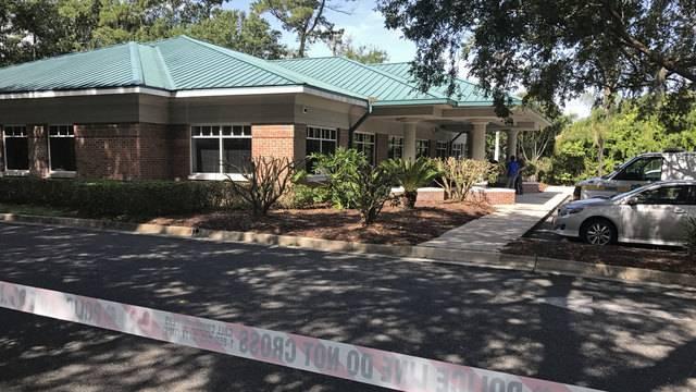 Atlantic Coast Bank robbed