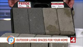 Spruce up your outdoor living space for spring with All Brick Design!