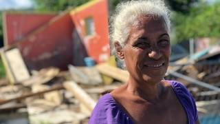 Puerto Ricans remain strong, optimistic in wake of hurricane destruction