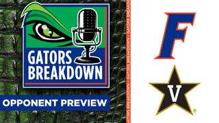 Gators Breakdown: Opponent preview - Vanderbilt