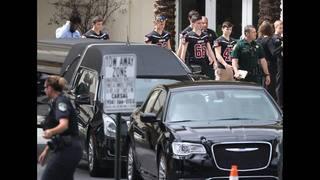 Photos: Funeral for school shooting victim Aaron Feis