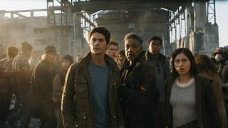 Coming soon: Maze Runner: The Death Cure