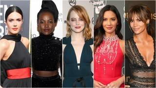 SAG Awards 2018: How the All-Female Presenters Have Spoken Up About Inequality