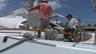 Miami nonprofit helps disabled people sail to New England and back