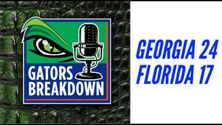 Gators Breakdown: Game Review | Georgia 24 Florida 17