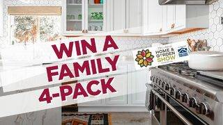 Official Contest Rules: San Antonio Home & Garden Show Giveaway