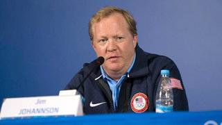 US hockey GM Jim Johannson dies unexpectedly at Colorado Springs home