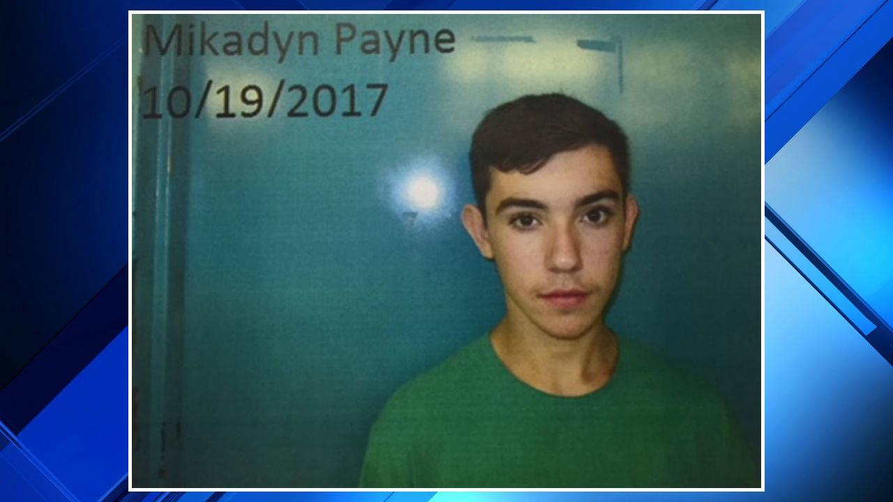 Mikadyn Payne mugshot