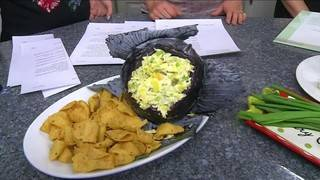 Daytime Kitchen: Cheese Slaw With Junior League of Roanoke Valley