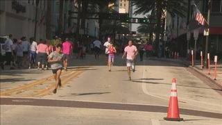 Thousands come out for More Than Pink Walk in Miami