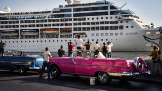 First US lawsuits filed over use of 'confiscated' Cuban property